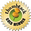 Thumbtack Gold Member
