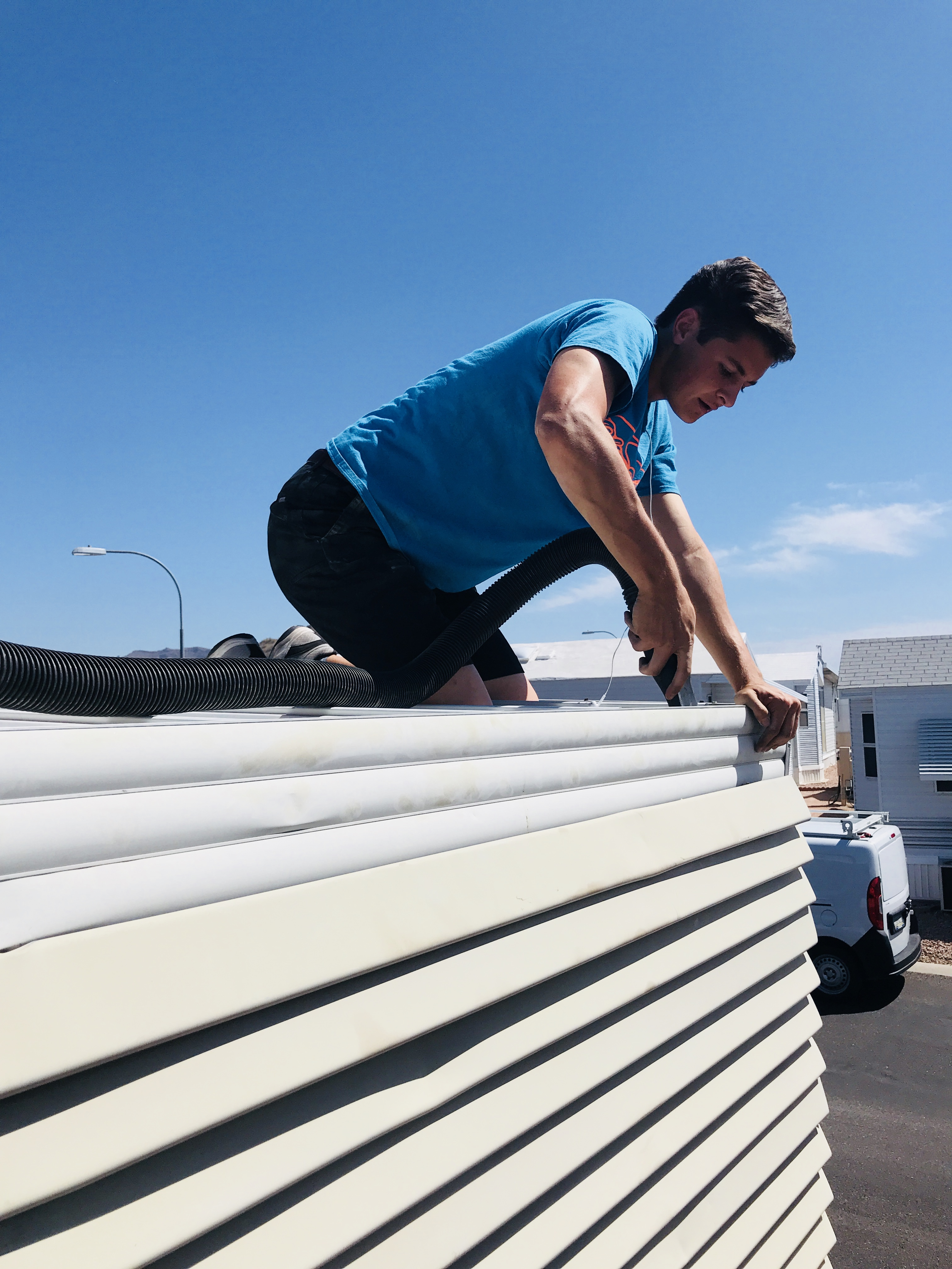 gutter cleaning in mesa, arizona