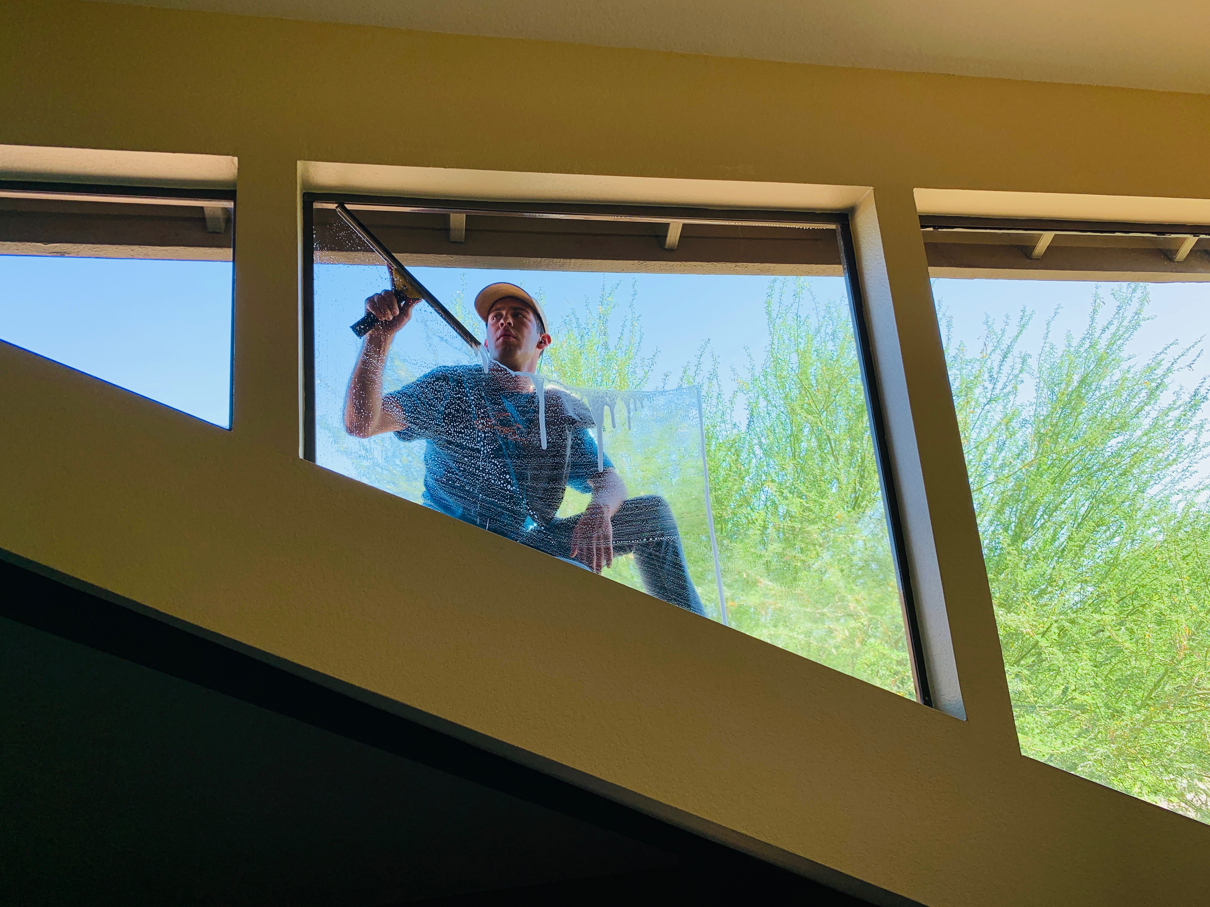 home window washing in mesa, az