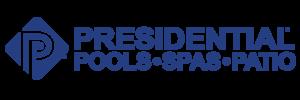 Presidential Pools & Spas Logo