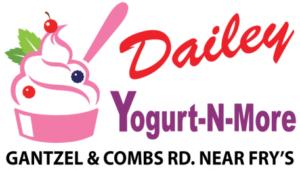 Daily Yogurt & More logo